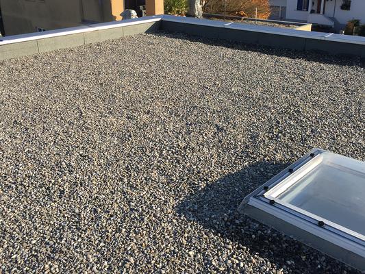 Flachdach - Kurt Strub Riken - Zimmerei | Dachbau | Spenglerei | Fassadenbau | Innenausbau