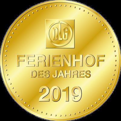 Auszeichnung Ferienhof des Jahres