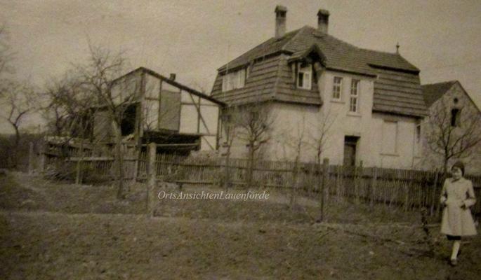 Haus Könecke / Südansicht