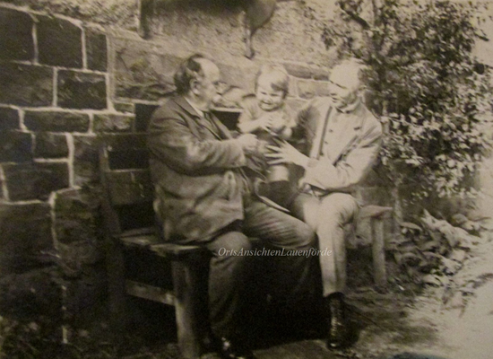 Heinrich Sohnrey und Heinrich Könecke