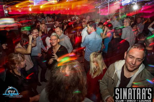 Sinatras Dancing Club Bremen mit DJ Marcel