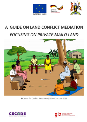 A Guide on Land Conflict Mediation (Being published soon)