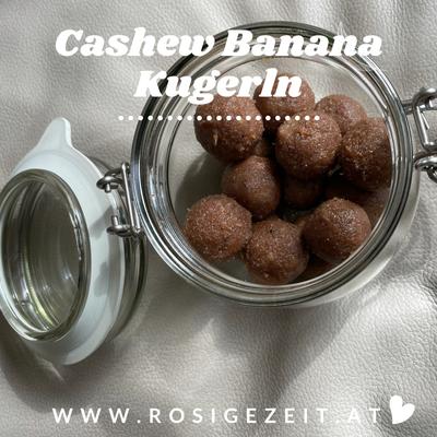 Cashew Banana Kugerln