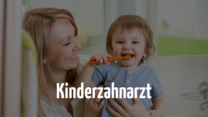 Kinderzahnarzt in Bern