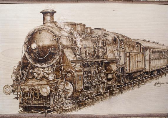 S 3/6 Schnellzugdampflokomotive