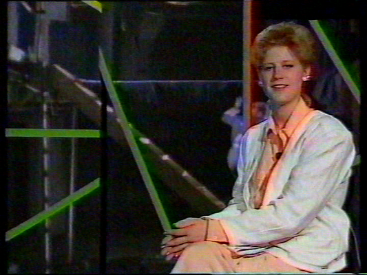 ÚLTIMO PROGRAMA 11/04/1985