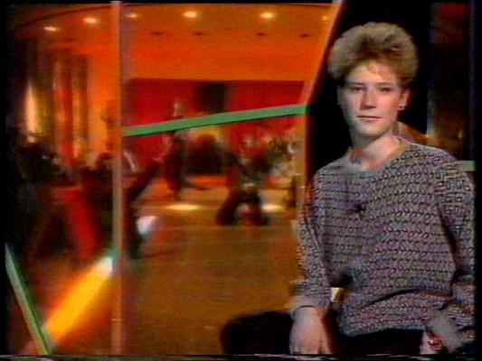 DAVID BOWIE 14/02/1985