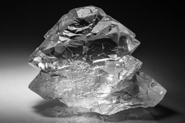 Bergkristall-Gwindel Val Strem, Foto und Sammlung: Marcus Stauffer, Magden
