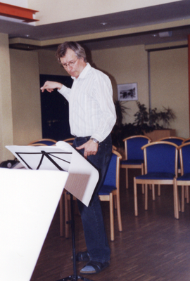 2005: Helmut Lammel aus Ansbach