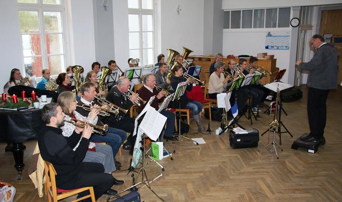 2014 - Advents–Wochenendsrüste in Stralsund