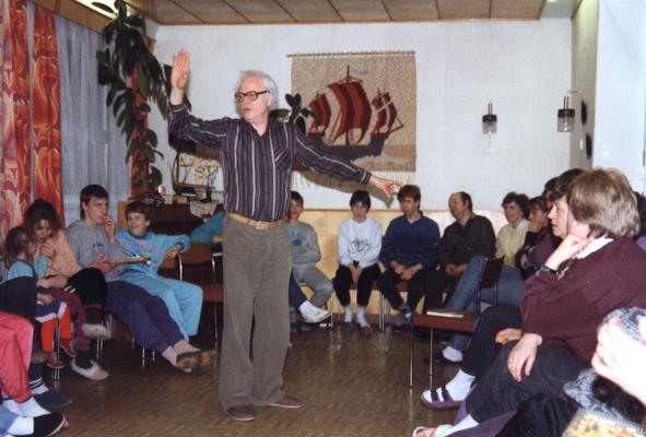 1991 & 2015: Johannes Brunner