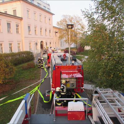 ©Foto - Feuerwehr Rudersdorf Ort