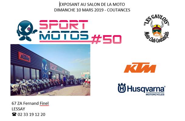 SPORT MOTO 50
