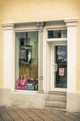 Schaufenster Anfang 2014