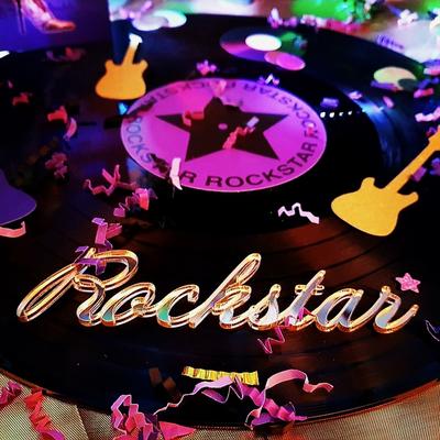 Rockstar Party - individuelle Deko von Rocker & Royals