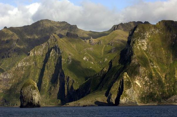 Illa de Gough, Territori d'Ultramar del Regne Unit.