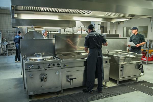 Küche - Mahlzeit Catering Gotha