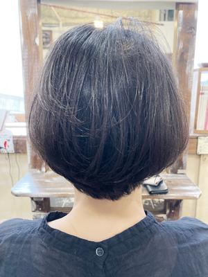 50代 主婦 カット ¥5,350