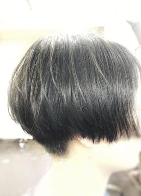 40代 主婦 カット ¥5350