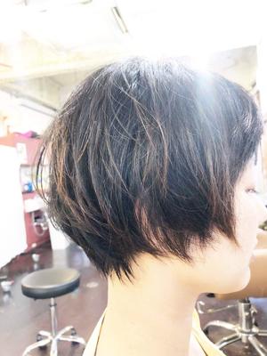 30代 主婦 カット ¥5350