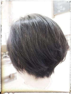 60代 主婦 カット ¥5350