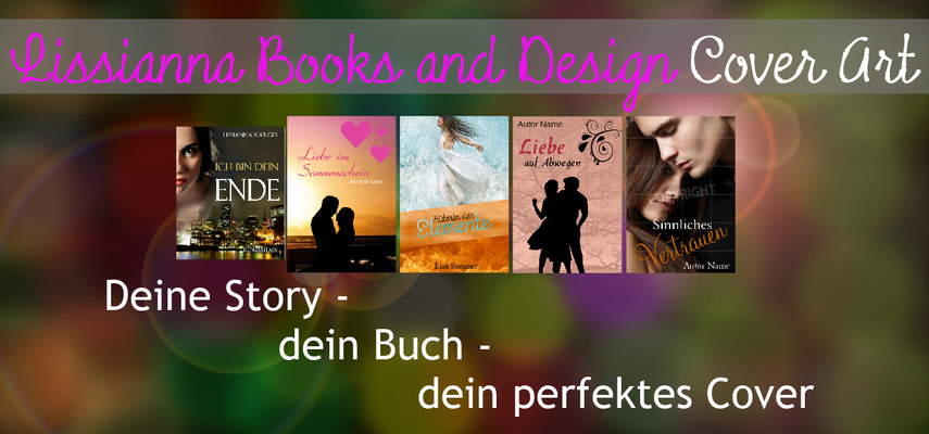 Lissianna Books ans Design Cover Art
