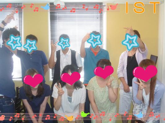 社会人サークルISTコミュニティ 上野カフェコン恋活イベント