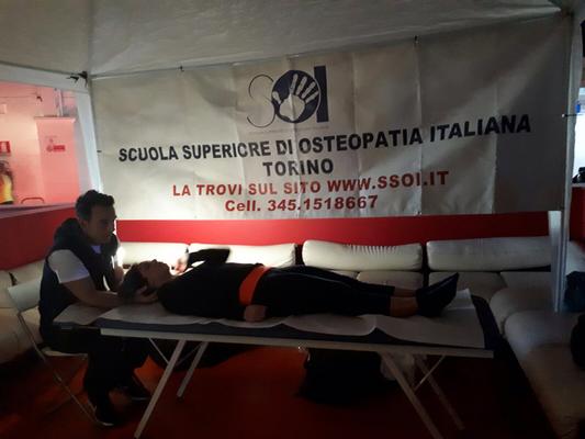 Stefano Stella Osteopata Torino S.S.O.I