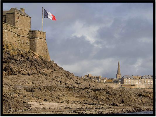Saint-Malo du petit bé