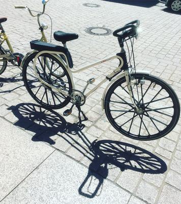 Luigi Colani Fahrrad