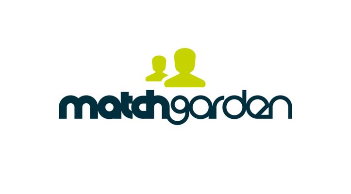 Logo Matchgarden by Heckdesign