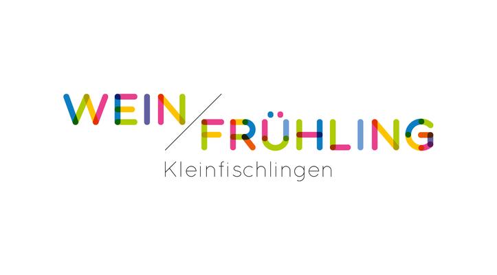 Wortmarke Weinfrühling Kleinfischlingen by Heckdesign