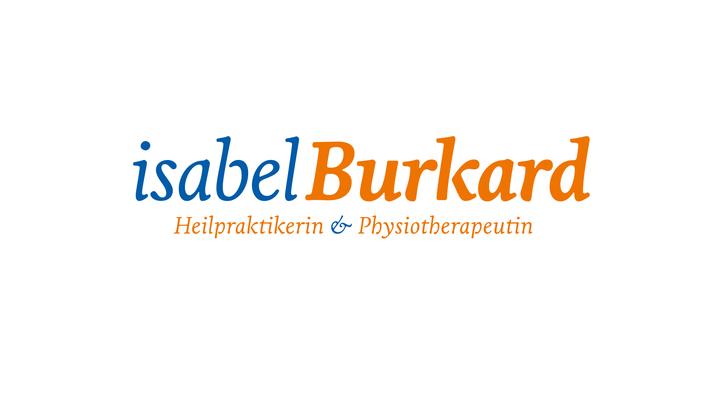 Wortmarke Isabel Burkard by Heckdesign