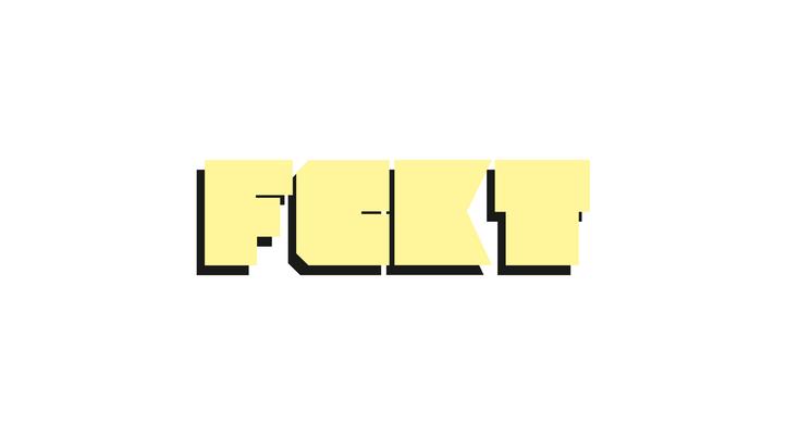 Logo FCKT by Heckdesign