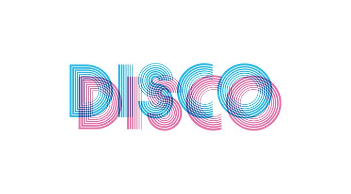 Logo Disco by Heckdesign
