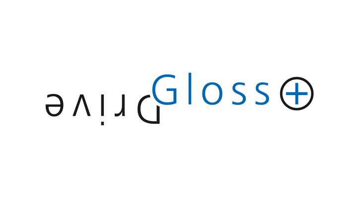Logo Drive Gloss by Heckdesign