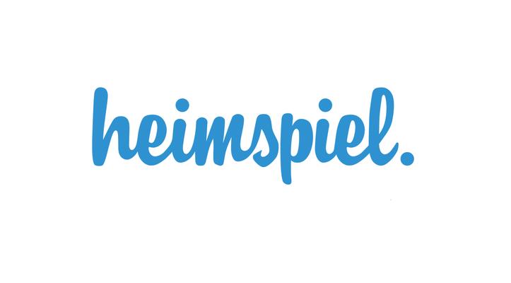 Wortmarke heimspiel – die Kneipe am KIT by Heckdesign