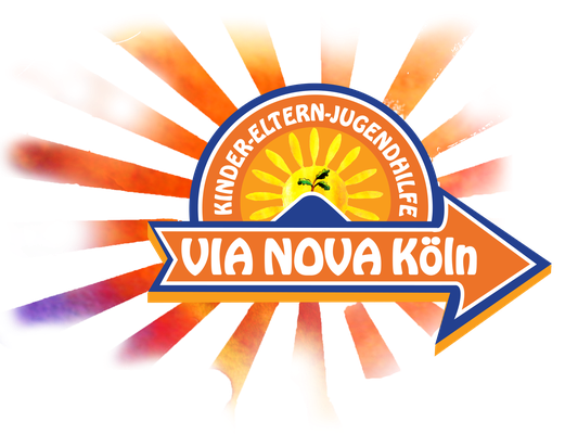 Via Nova Köln, Via Nova Köln Logo, Köln Jugendhilfe,