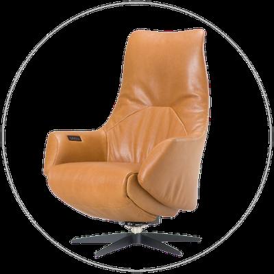Relaxfauteuil (sta-op stoel) TW-165