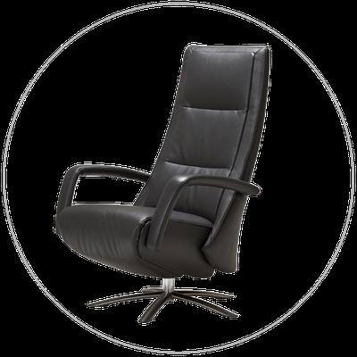 Relaxfauteuil (sta-op stoel) TW-001
