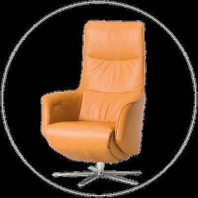 Relaxfauteuil (sta-op stoel) TW-083