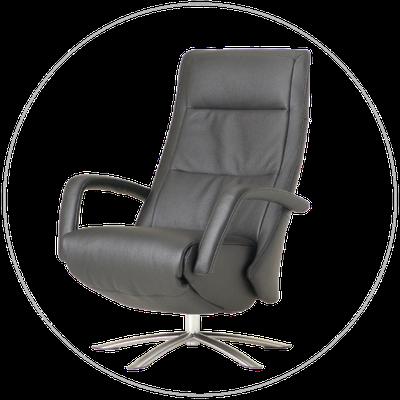 Relaxfauteuil (sta-op stoel) TW-254