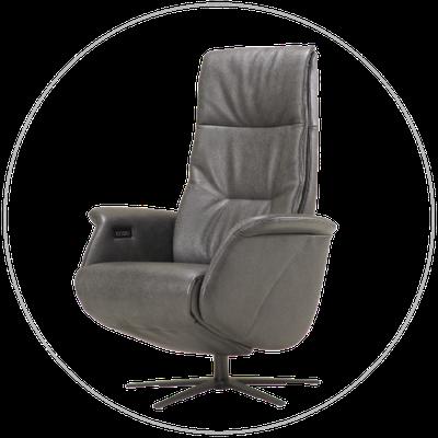 Relaxfauteuil (sta-op stoel) TW-194