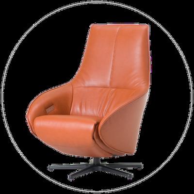 Relaxfauteuil (sta-op stoel) TW-203