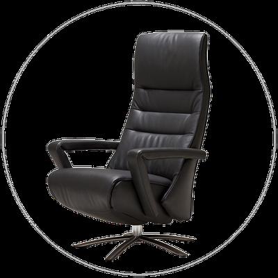 Relaxfauteuil (sta-op stoel) TW-005
