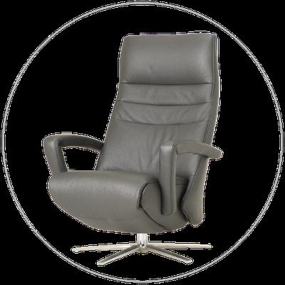 Relaxfauteuil (sta-op stoel) TW-255