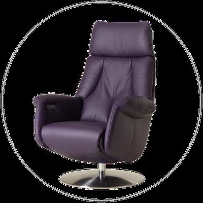 Relaxfauteuil (sta-op stoel) TW-072