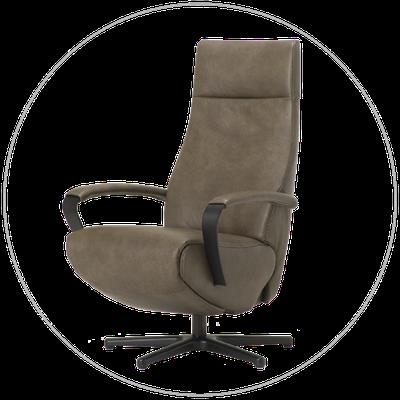 Relaxfauteuil (sta-op stoel) TW-067
