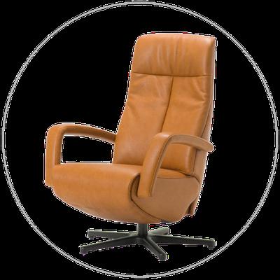 Relaxfauteuil (sta-op stoel) TW-159
