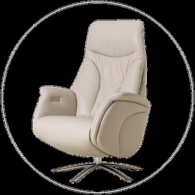 Relaxfauteuil (sta-op stoel) TW-044